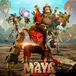 Netflix Maya and The Three Zoe Saldana Interview on Candypo.com Lifestyle Entertainment