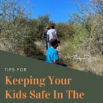 Keeping Your Kids Safe In The Outdoors Parenting and Lifestyle on Candypo.com